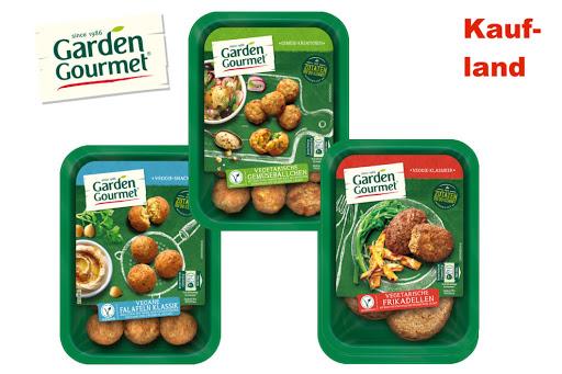 Bild für Cashback-Angebot: 2 x Garden Gourmet - gesamtes Sortiment! - Garden Gourmet