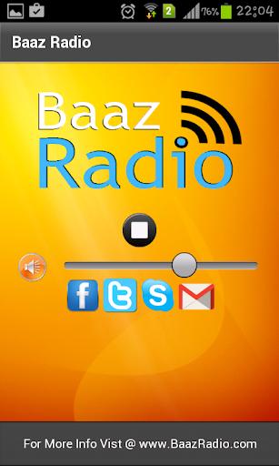 Baaz Radio Osprey screenshots 1