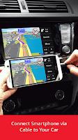 Screenshot of Sygic Car Navigation