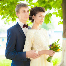 Wedding photographer Tatyana Bondarenko (tatabondarenko29). Photo of 10.10.2015