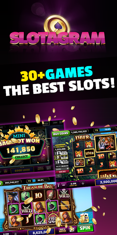 Free slots game for android