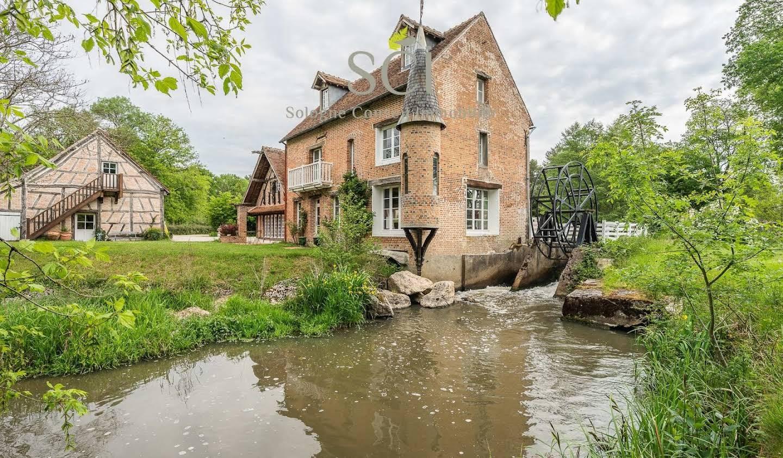 Propriété Chaumont-sur-Tharonne