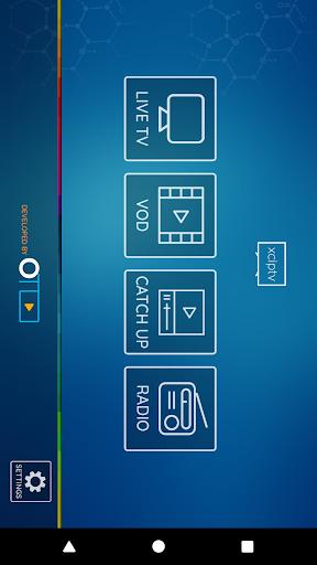 XCIPTV PLAYER 3.2.2 screenshots 2