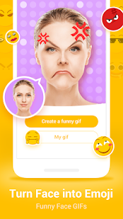 HAHAmoji - Animated Face Emoji GIF for free - náhled