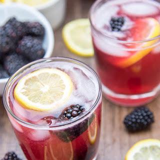 Blackberry Lemonade.