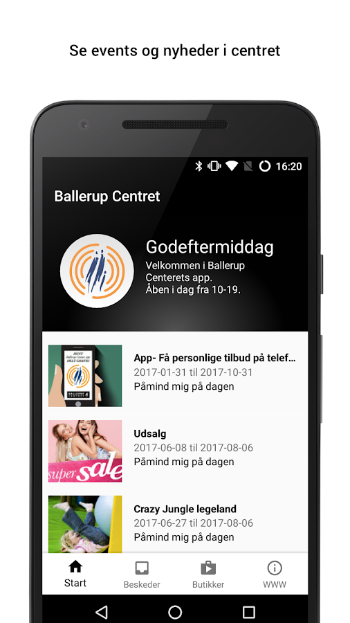 Ballerup Centret- screenshot