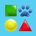 Shapes for Children - Learning Game for Toddlers icon