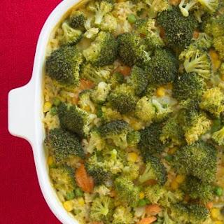 Creamy Vegetable Casserole.