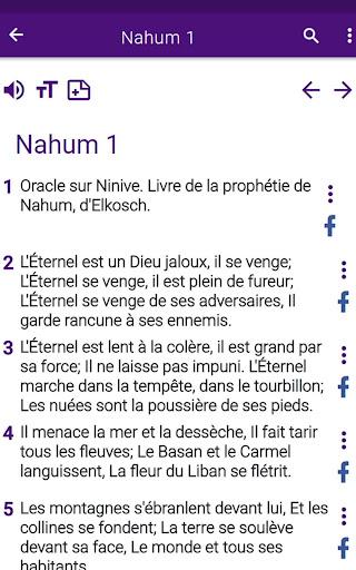 Bible en franu00e7ais courant 1.0 screenshots 24