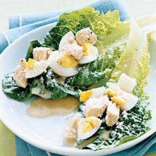 Salad Nicoise Lettuce Cups.