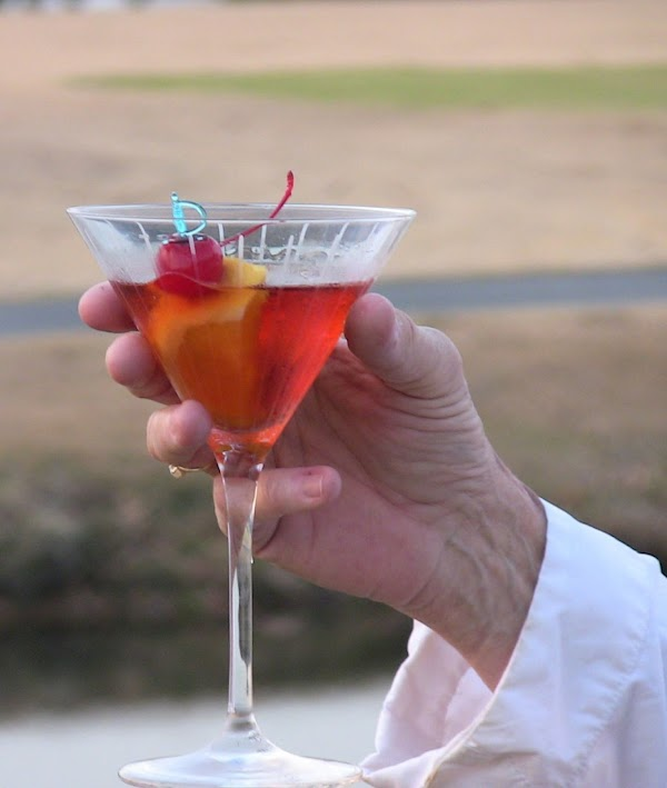 Southern Comfort Manhattan (georgia) Recipe