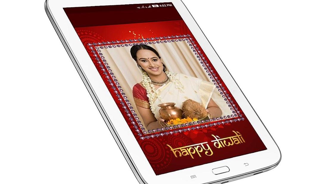 Happy Diwali Photo Frames Editor & Wishes 2019 screenshot 7
