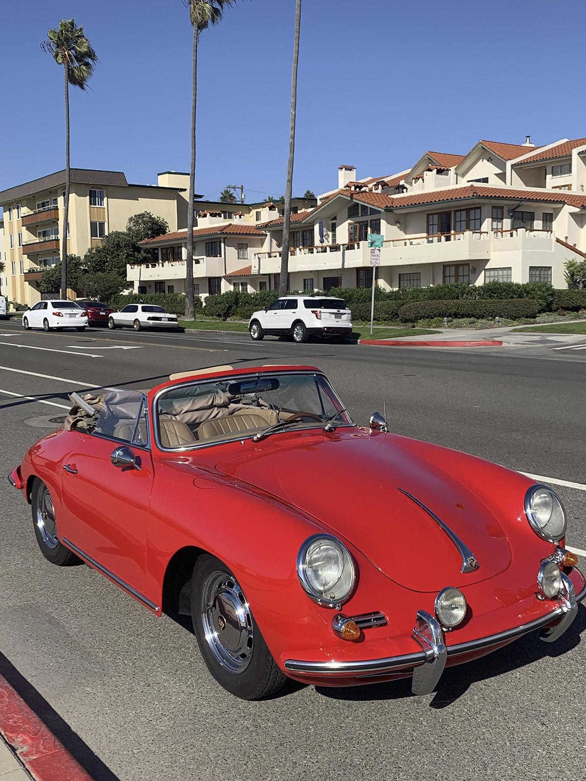 Porsche 356s Sc Hire Rancho Palos Verdes