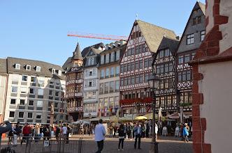 Photo: Frankfurt old market square