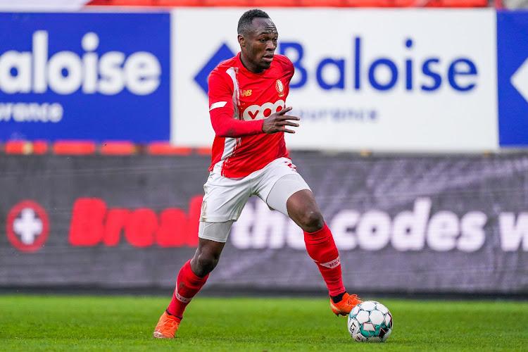 La tuile pour le Standard de Liège : le Rouche en forme du moment est out pour la réception de La Gantoise