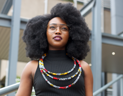 Nelisiwe has opened up about healing from being abused when she was younger.