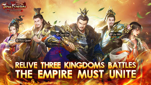 Three Kingdoms: Overlord apkdebit screenshots 1