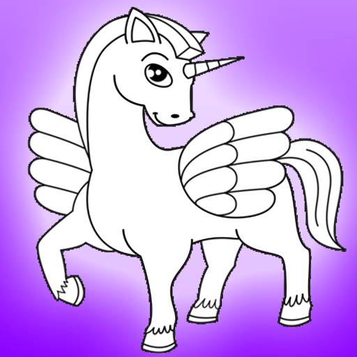 Unicorn Coloring Pages For Kids Aplikacije Na Google Playu