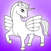 Unicorn Coloring Pages For Kids - Apps on Google Play