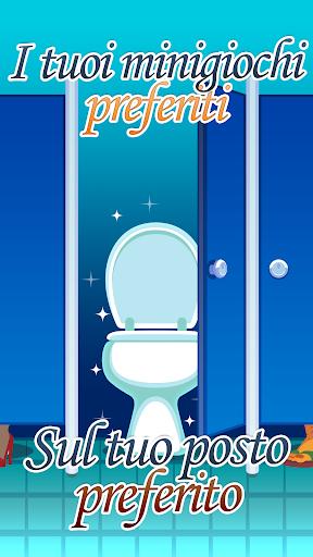 Toilet Time - Gioco del Bagno  άμαξα προς μίσθωση screenshots 1