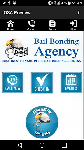 android Doc Bail Bonding Screenshot 0