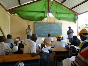 Photo: 15-16 mars 2011 : Atelier pratique no 1