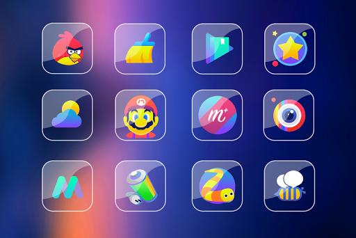 Rancy - Icon Pack Aplicaciones para Android screenshot