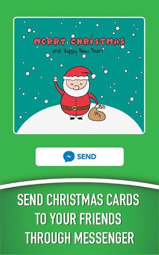 Christmas Cards for Messenger
