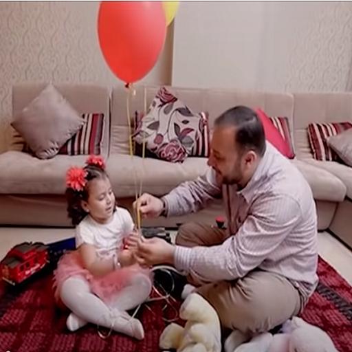انشودة بابا جبلي بالون بدون نت screenshot 1