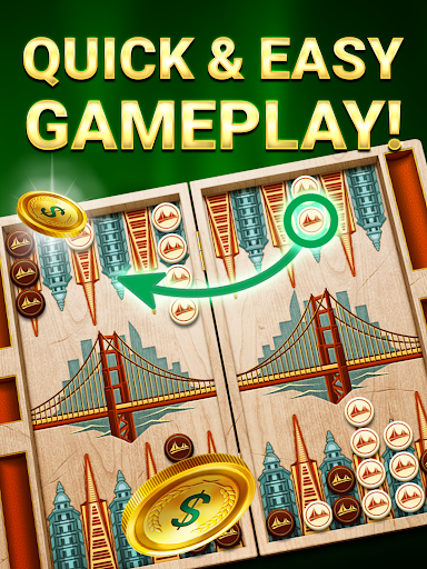 Backgammon Live u2013 Free Backgammon Online 2.56.6 screenshots 11