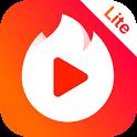 Vigo Lite - Download Status Videos & Share icon
