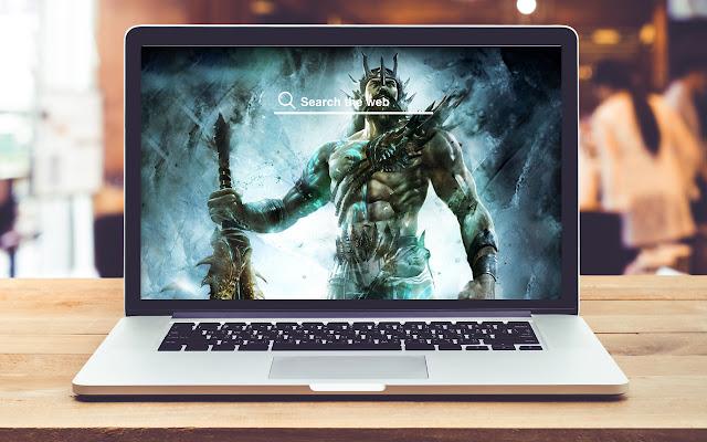 Greek Gods HD Wallpapers Background Theme