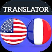 English French Translator -Voice & Text Translator