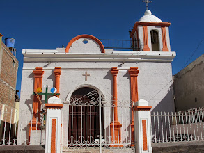 Photo: Iglesia de Yumina Paucarpata - Yumina - Sabandia