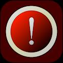 Panic Button icon