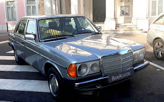 Mercedes-Benz W123 Rent Leiria
