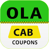 Tải Cab Coupons and Promos for Ola APK