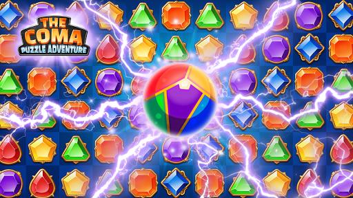 The Coma: Jewel Match 3 Puzzle  screenshots 2