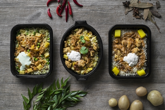 Foodies heres where to buy sas tastiest ready made everything from left chicken biryani from pick n pay woolworths and checkers forumfinder Gallery