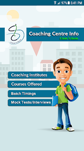 Coaching Centre Info: Govt, SSC, Bank, GRE, GATE - náhled