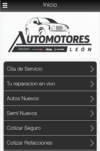 Automotores de León