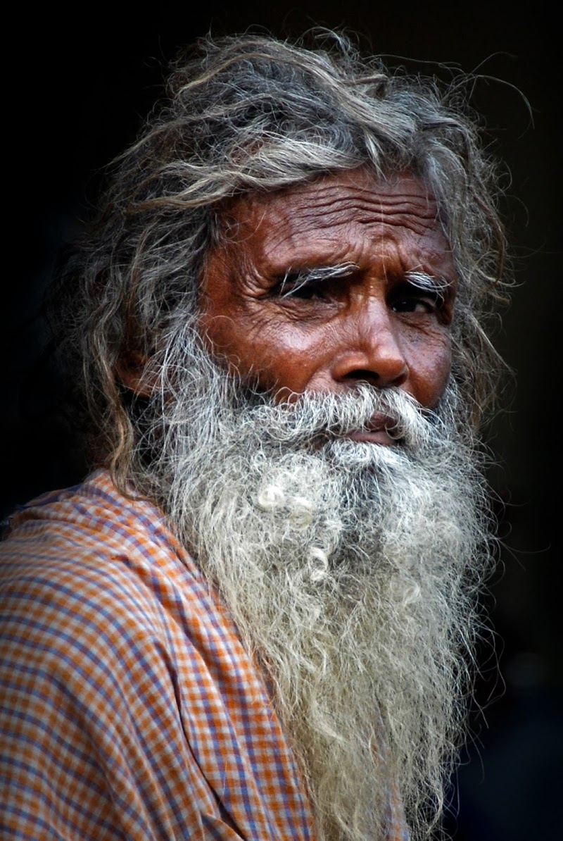 Ritratto indiano  di laurafacchini