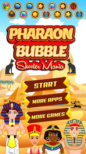 Pharaoh Bubble Shooter Mania