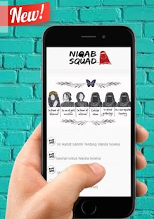 Niqab Squad Mobile - náhled