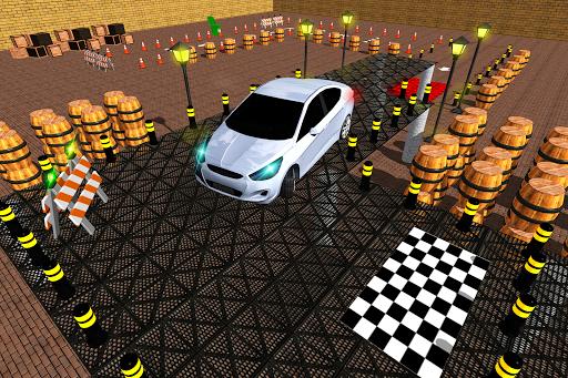 Télécharger gratuit Modern Car Parking: Advance Car Drive Simulator APK MOD 1