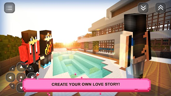 Boyfriend Girls Craft: Love- screenshot thumbnail