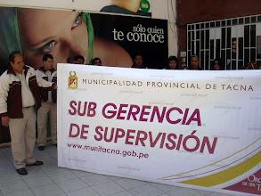 Photo: ¡Vamos supervisores!