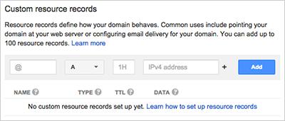 Google Domains: Verify your domain - G Suite Administrator Help