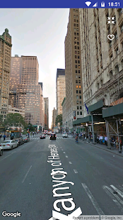 Street Panorama View D Live Map Street View Android Apps On - Google 3d maps live
