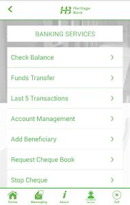 HBMobile screenshot 4